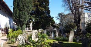 Películas en San Francisco Cementerio Vértigo