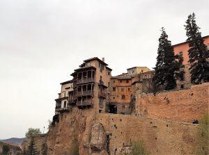Un día en Cuenca - Casas colgadas