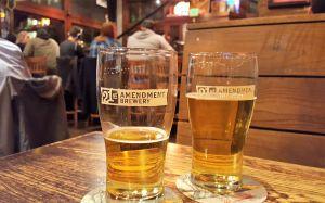 Cervezas en San Francisco 21st Amendment Brewery