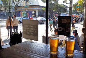 Cervezas en San Francisco Magnolia Brewery