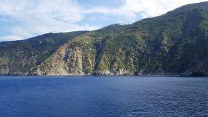 Costa del Mediterráneo en Cinque Terre
