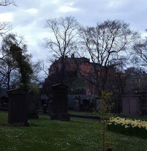 Tanatoturismo en el cementerio de Edimburgo
