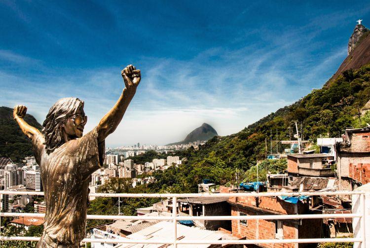 Michael Jackson en Brasil