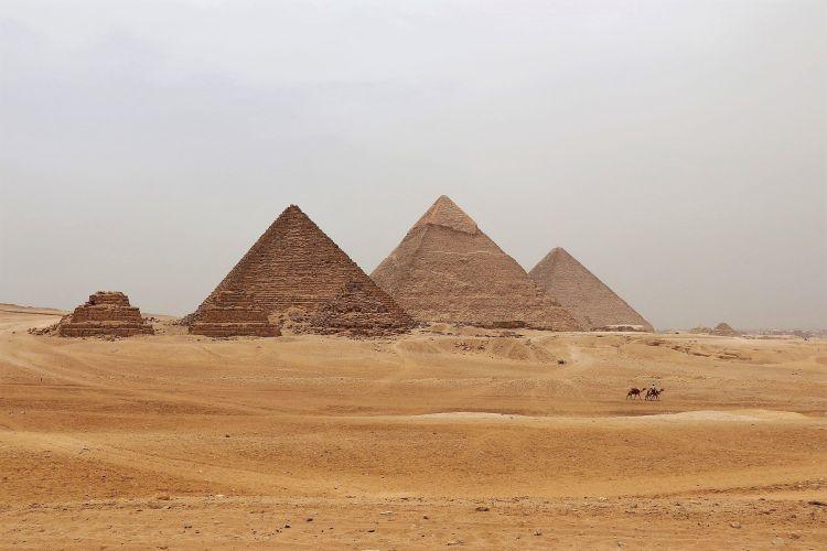 Pirámides de Egipto - Patrimonio de la Humanidad