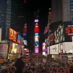 Día 1 en NY: Times Square
