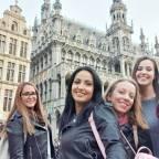 FIN DE SEMANA EN BRUSELAS, BRUJAS Y GANTE