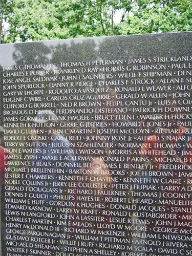 Monumento Guerra Vietnam Washington