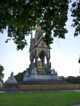 Albert Memorial Hyde Park Londres