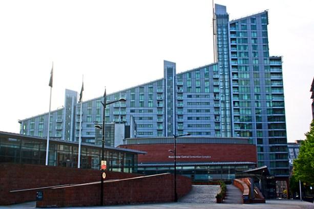 Congreso Centro de Convenciones negocios Manchester