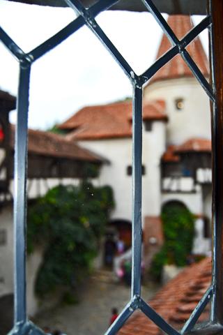 Rejas Castillo Bran Dracula Rumanía
