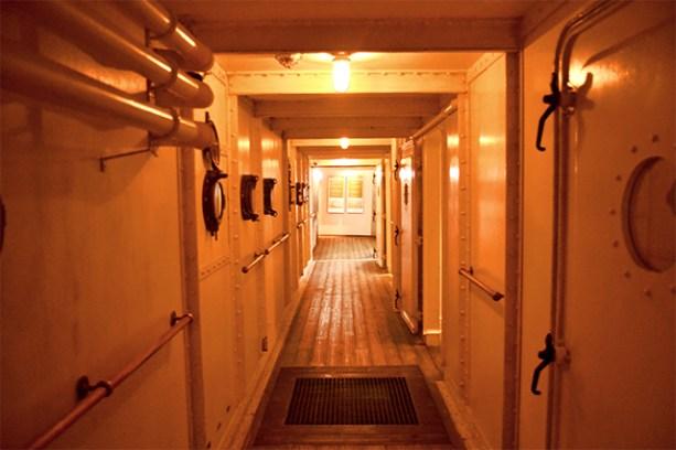 Camarote barco Museo Alemán Emigrantes Bremerhaven