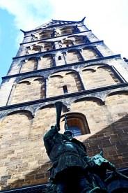 Aufrufen des Glaubens der Kathedrale
