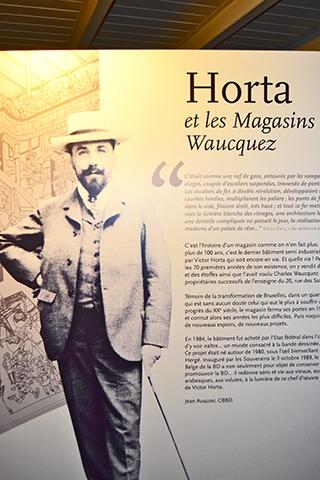 Victor Horta Art Nouvea Bruselas