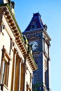 Torre reloj Birmingham