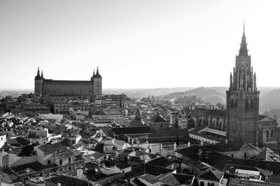 Buenos dias capital manchega desde las torres de la Iglesia de los Jesuitas