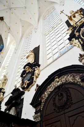 Decoración interior Iglesia San Pablo Amberes