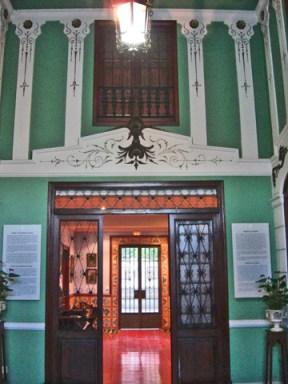 Casa-Museu Benlliure en el carrer Blanqueries