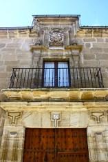 Casa Palacio Conde Garcinabro