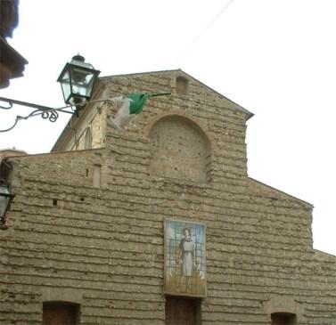 Fachada Iglesia San Lorenzo Florencia