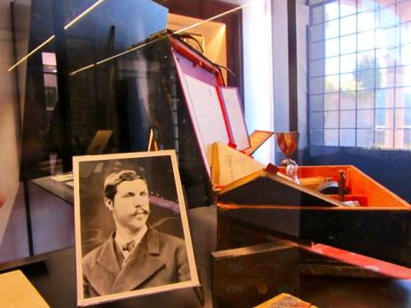 Retrato recuerdos Chopin Cartuja Valldemossa Mallorca