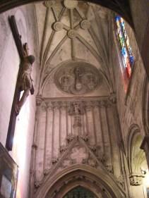 De cami a la Capella del Sant Calze