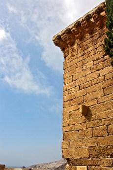 Torre cerro Alcazaba Almería
