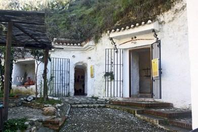 Entrada Museo Cuevas Sacromonte Granada
