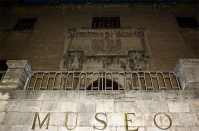El Museo Municipal y su muestra de arte historico y atropologia