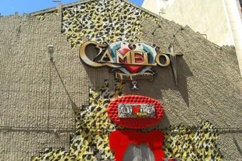 Logo discoteca Camelot Divine centro Elche
