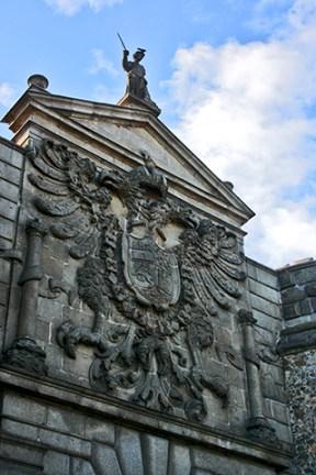 El acceso mas noble a la Puerta de Bisagra
