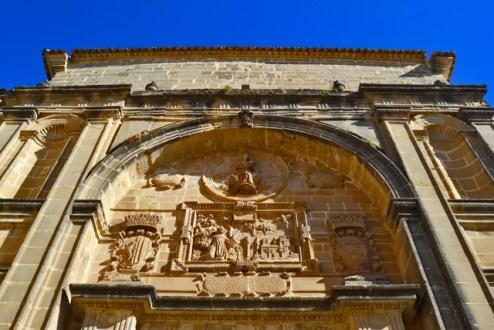 El interior de San Francisco supone una de las obras cumbre del Renacimiento espanyol
