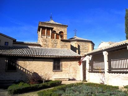 Vistas patio Casa-museo de El Greco Eladio Laredo Toledo