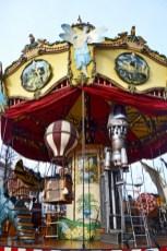 Carrusel vintage Amelie Bruselas