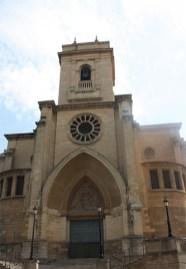 Fachada catedral mudéjar San Juan Albacete