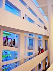 Exposicions itinerants i interiors al MACBA