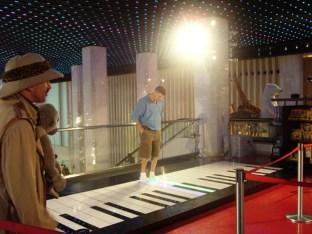 Piano FAO Schwarz Big película Tom Hanks Nueva York