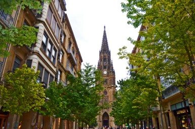 Catedral Buen Pastor San Sebastián Donostia
