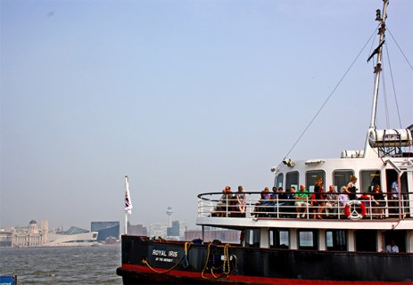 Royal Iris Mersey ferry Liverpool