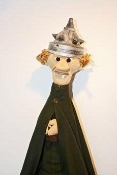 Marioneta Museo porcelana Herend