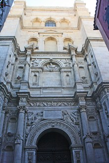 Puerta Perdón Catedral Granada