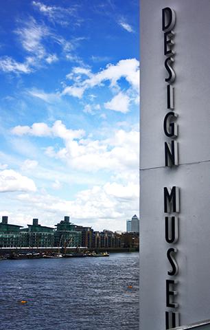 Vistas Támesis London Design Museum Bankside