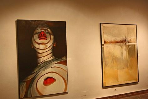 Cuadros arte contemporáneo Museo Museo Provincial Jaén