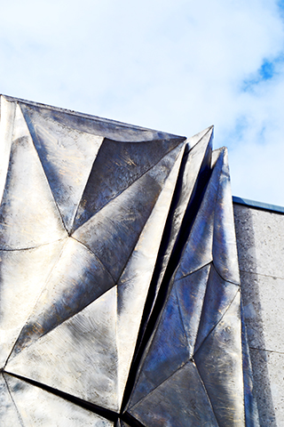 Edificio Kubus Kuntst arquiterctura vanguardista Hannover