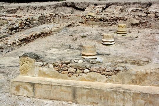LAlcudia mostra tot la seua esplendeor en el jaciment arqueologic avantpassat de lactual ciutat de les palmeres