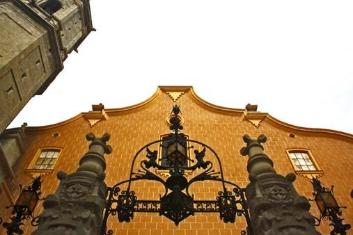 L'esglèsia Arciprestal de Sant Jaume Vila-Real Castellón