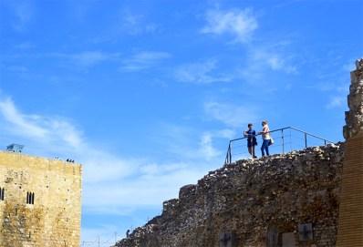 La torre de les monges santa paciencia turista