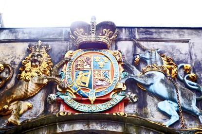 Meisterwerk des Wappens