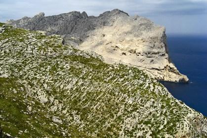 Mirador mal Pas costas Formentor Mallorca