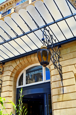 Farolillo Belle Époque Hotel Maria Cristina San Sebastián Donosti