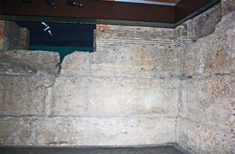 Muralla de Santa Eulalia como referente de la arquitectura defensiva islamica